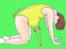 Тянемся и худеем. 5 обалденных  упражнений для сжигания жира в области живота